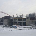 Платинум Арена - ледовый дворец